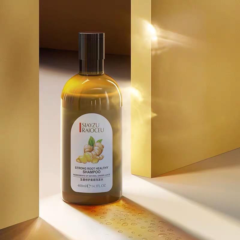 生姜洗发水香味持久留香去屑止痒控油修护改善毛躁