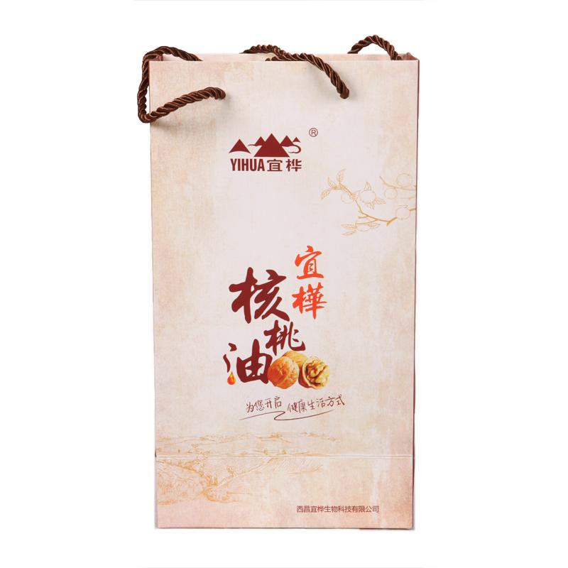 宜桦核桃油250ml双瓶礼盒