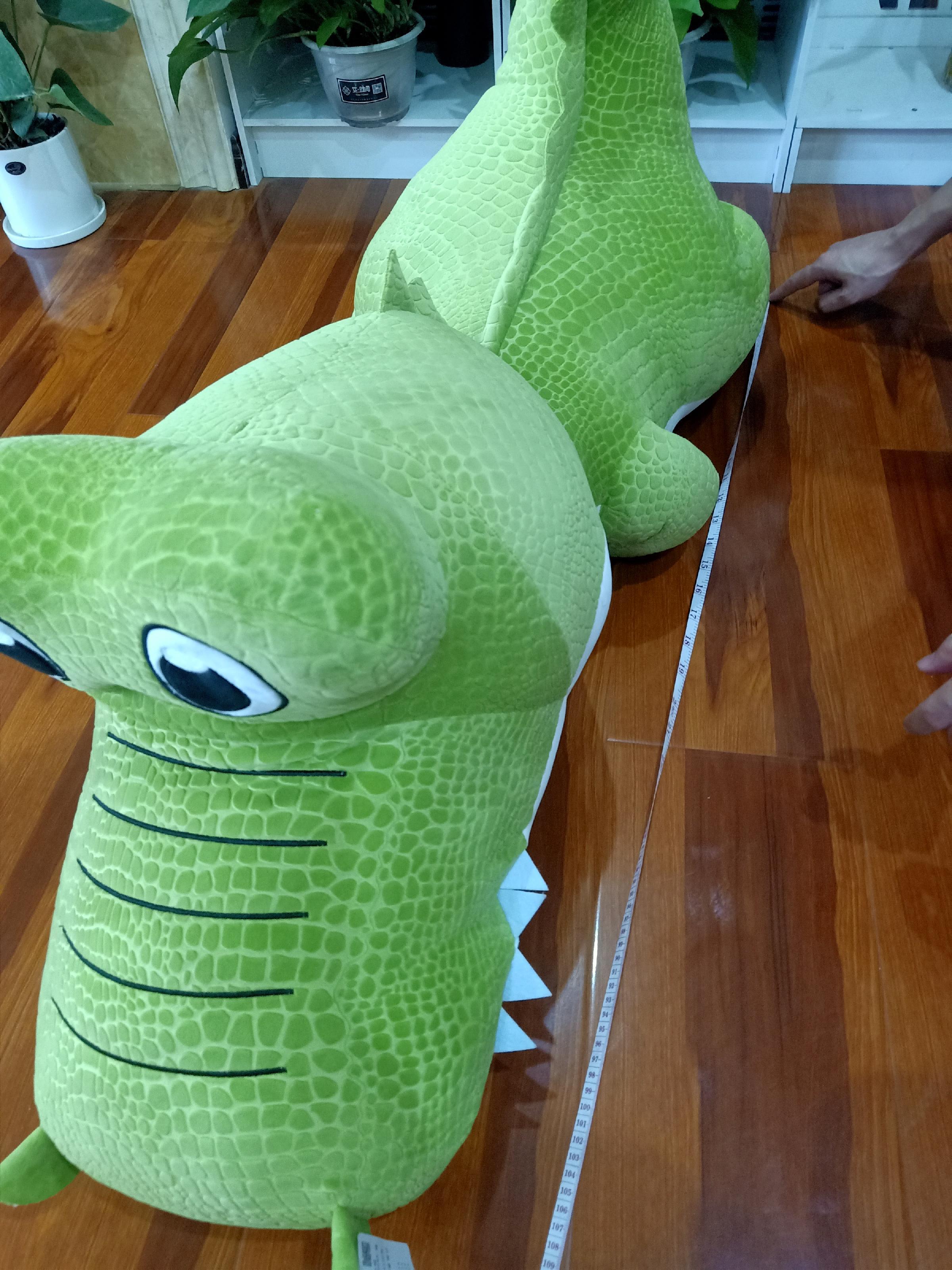 鳄鱼娃娃JHWH