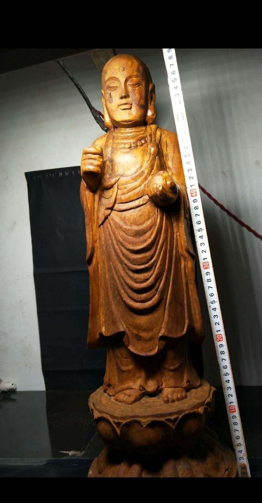 释迦摩尼佛祖+地藏王菩萨两尊三件一起拍