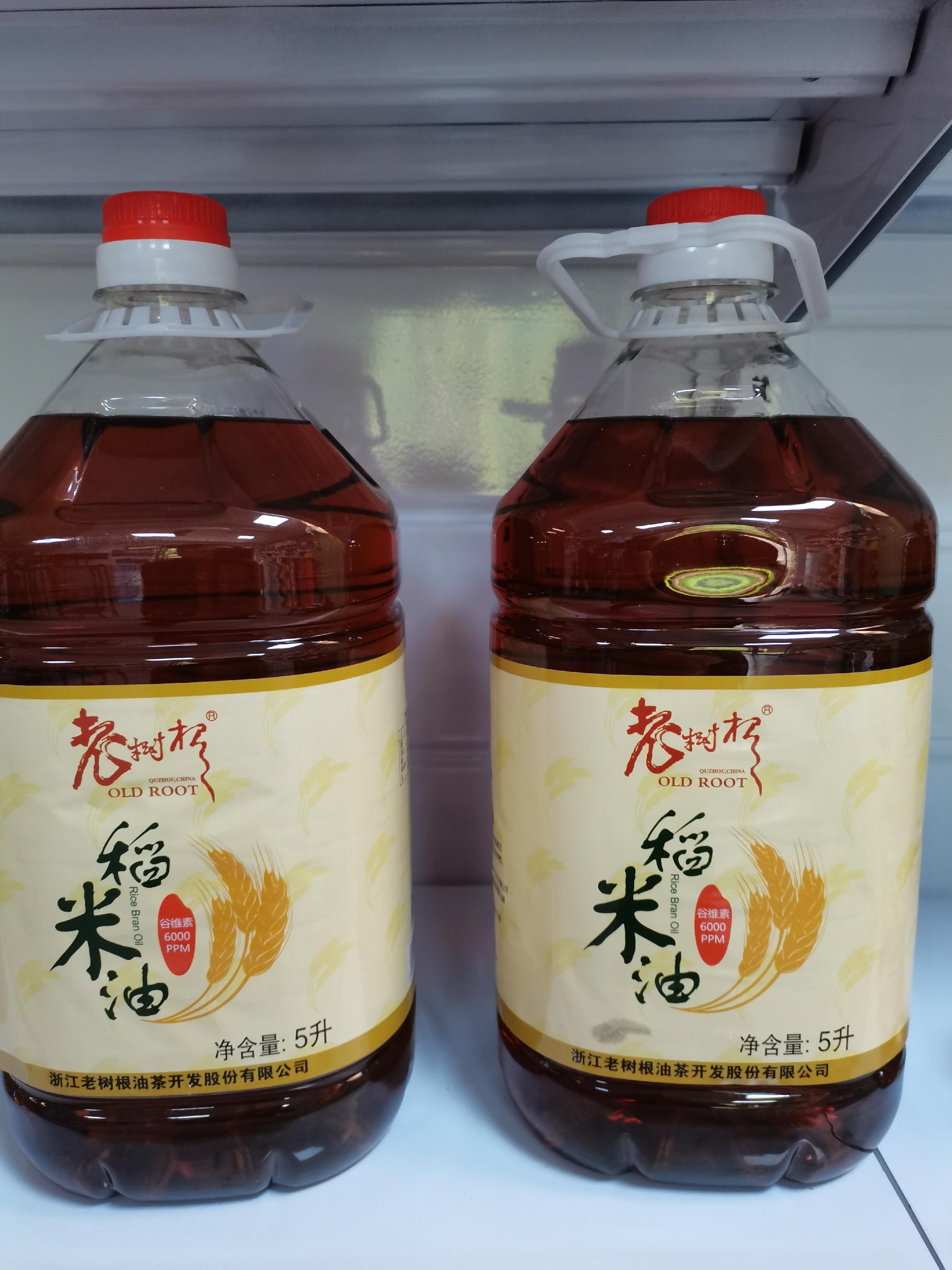 老树根稻米油5L