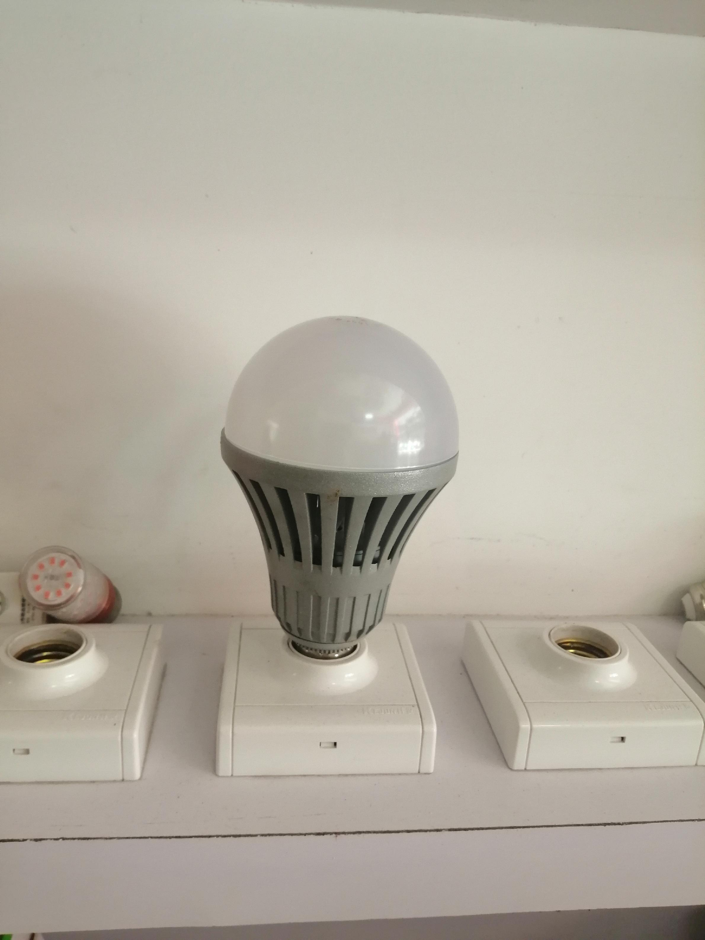 LED铸铝泡24W10个起拍