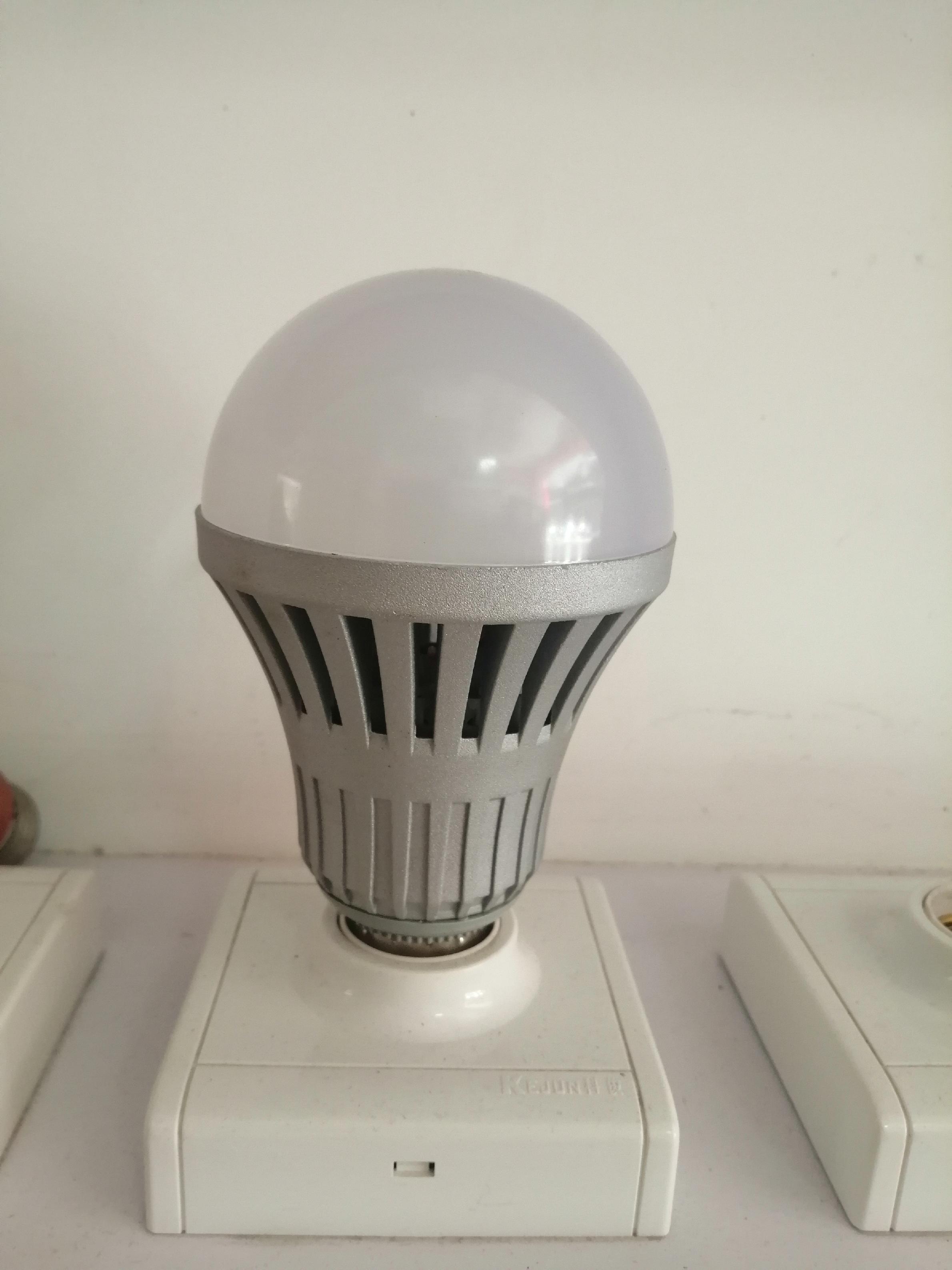 LED车铝泡18W16个起拍