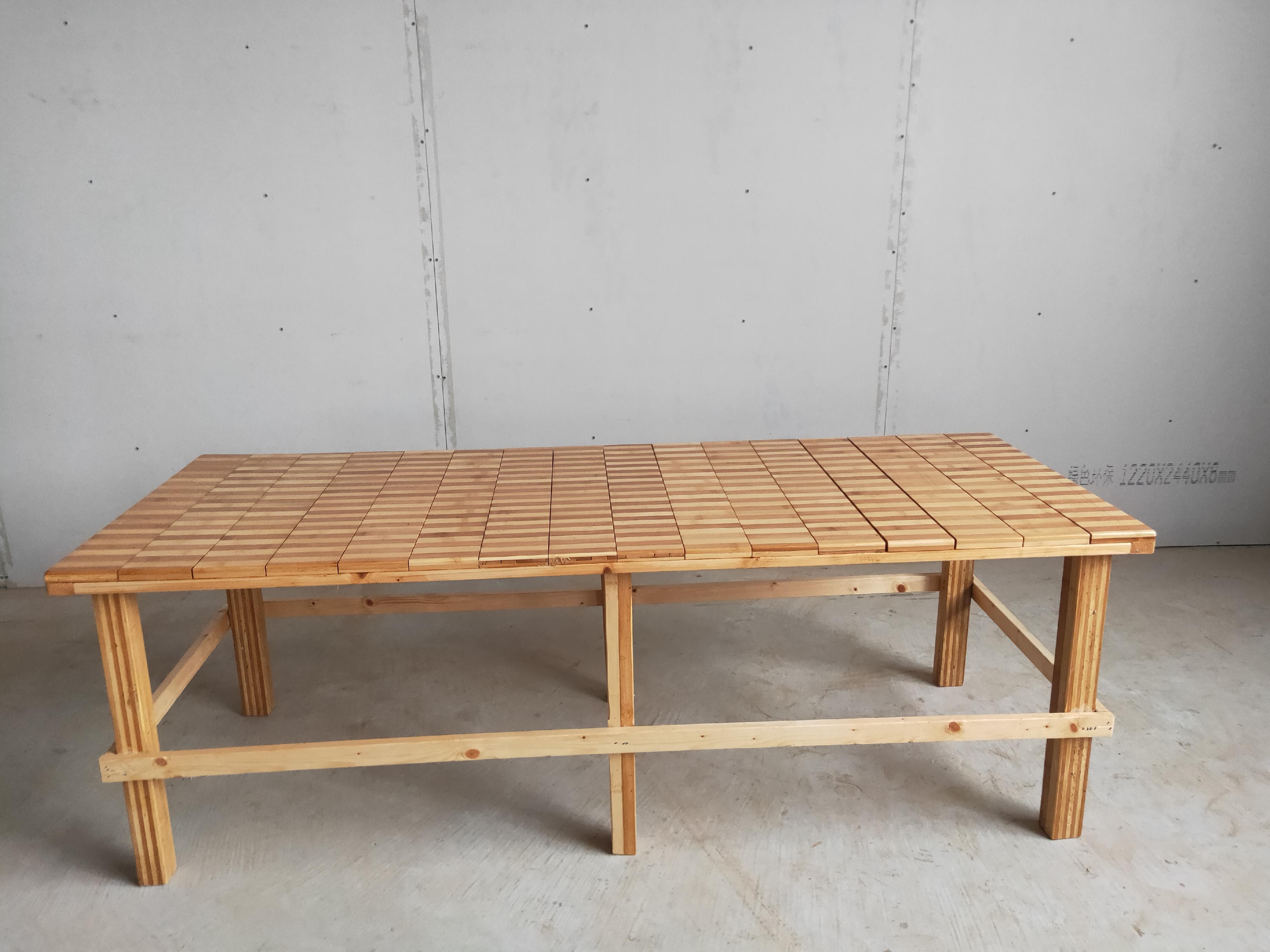 楠竹凉凳《午睡凳》