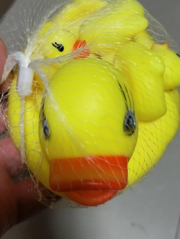 洗澡鸭 小鸭戏 母子鸭洗澡玩具