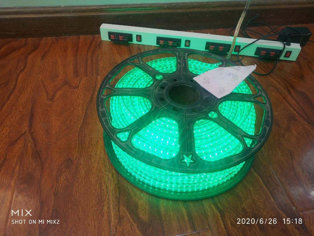 LED灯带 蓝色  白色  绿色 粉色 灯槽专用