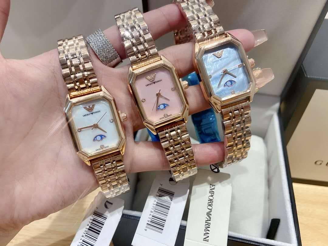 阿玛尼女士手表
