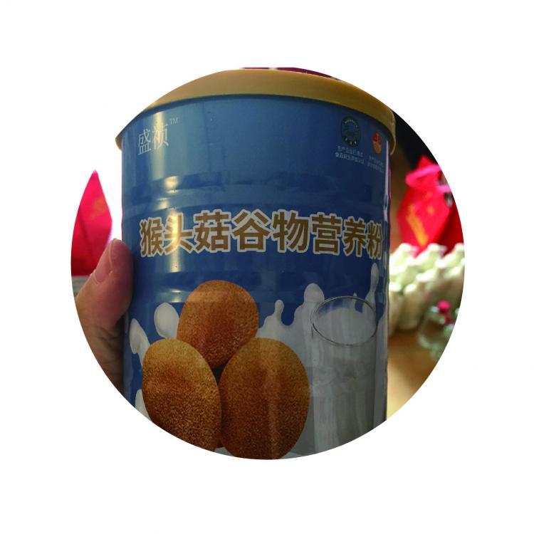 猴头菇谷物营养粉