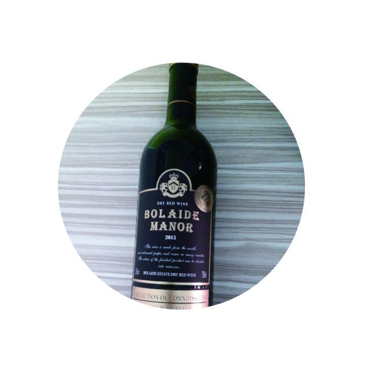 勃莱德·庄园干红葡萄酒
